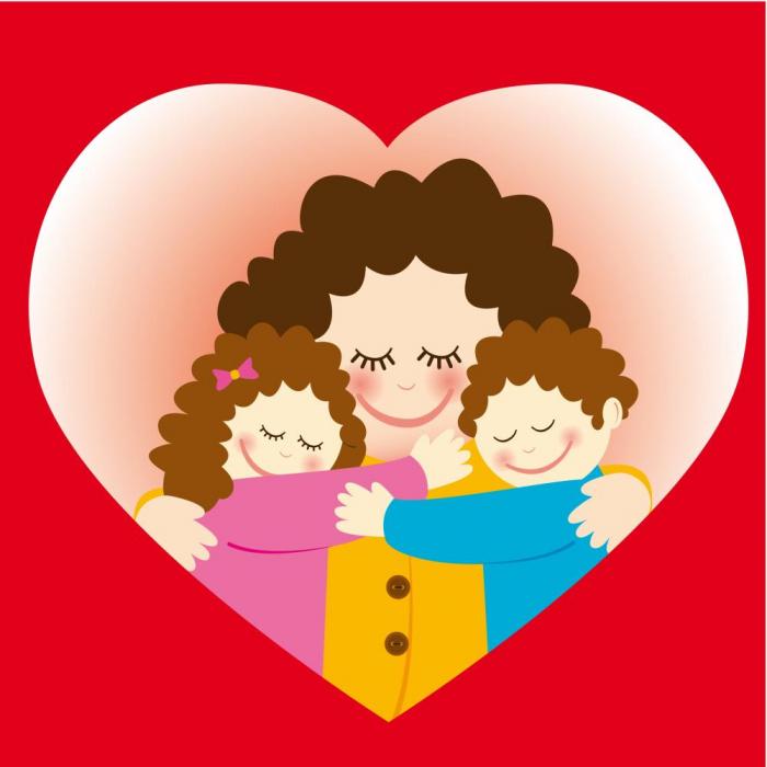 De ni børn som ville finde en ny mor (E-bog)