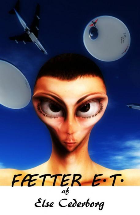 FÆTTER  E.T. (E-bog)