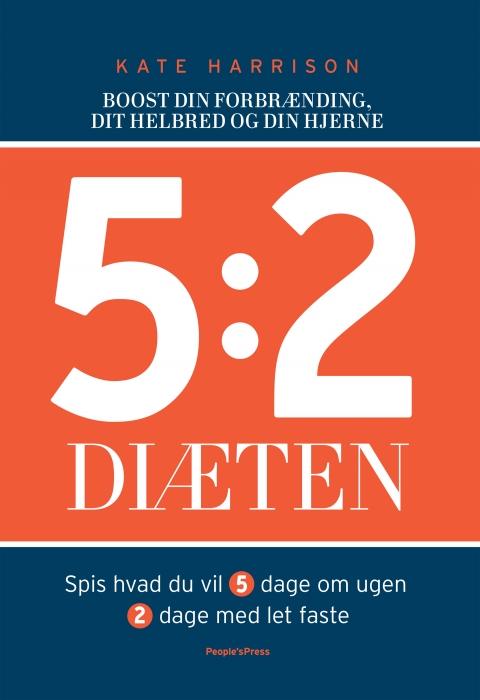 Image of   5:2 diæten (E-bog)
