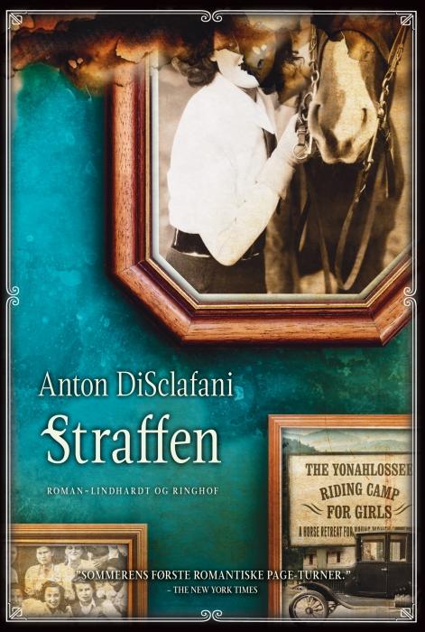 anton disclafani Straffen (e-bog) fra bogreolen.dk