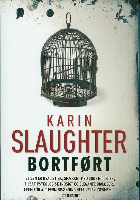 karin slaughter – Bortført (lydbog) på tales.dk
