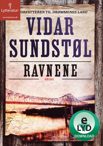 vidar sundstøl Ravnene (lydbog) fra bogreolen.dk