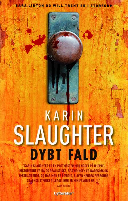 karin slaughter – Dybt fald (lydbog) fra tales.dk