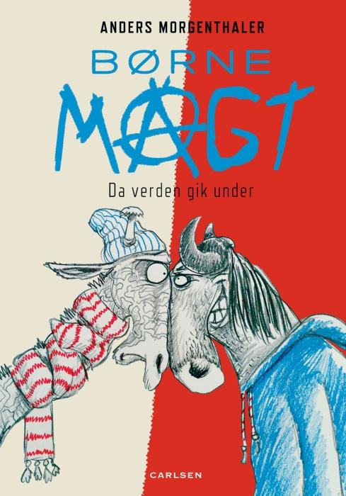Image of Børnemagt - da verden gik under (E-bog)