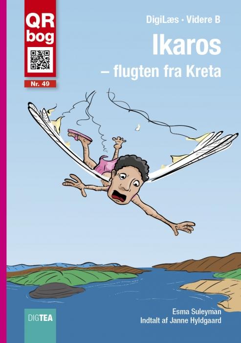 esma suleyman – Ikaros - flugten fra kreta (e-bog) fra bogreolen.dk