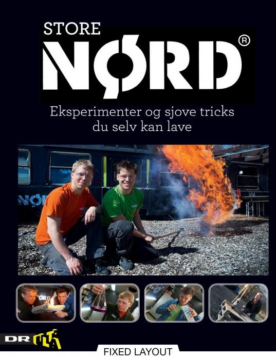 kåre nielsen Store nørd - eksperimenter og sjove tricks du selv kan lave (e-bog) fra bogreolen.dk