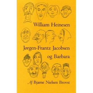 william heinesen, jørgen-frantz jacobsen og barbara (lydbog) fra bjarne nielsen brovst