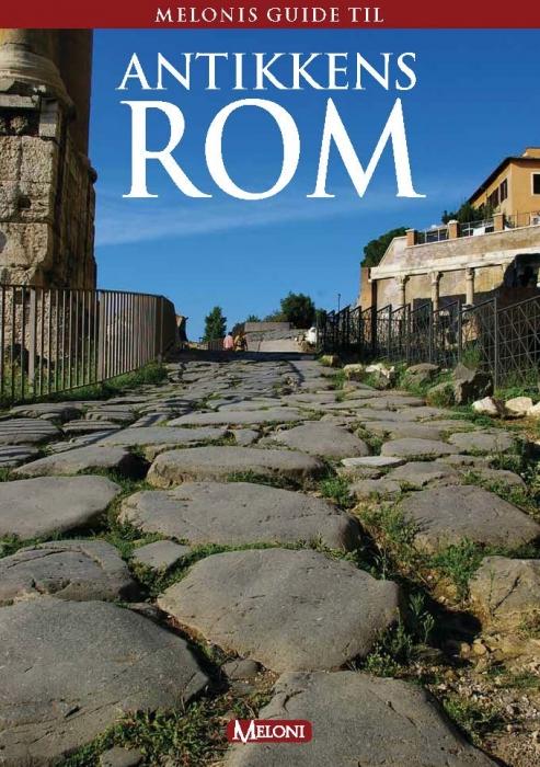 thomas meloni rønn melonis guide til antikkens rom (e-bog)