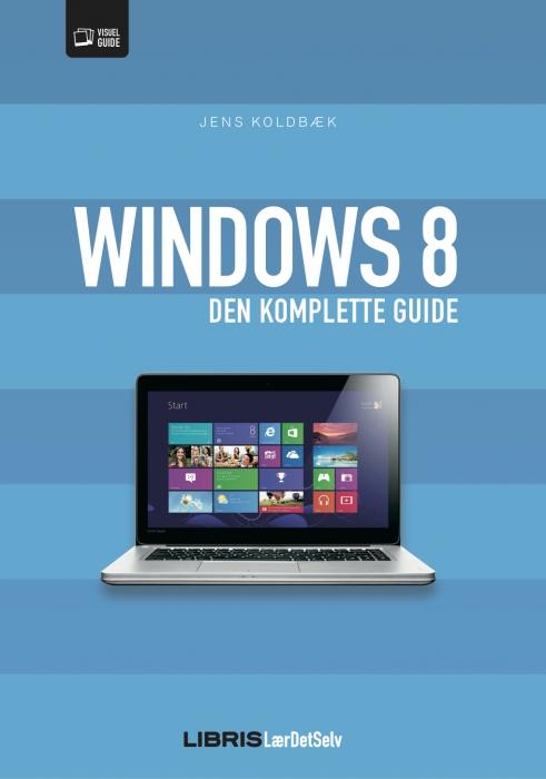 jens koldbæk – Windows 8 (e-bog) på bogreolen.dk
