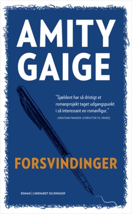Image of Forsvindinger (Lydbog)