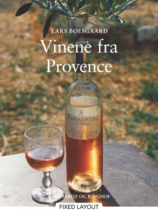 lars boesgaard – Vinene fra provence (e-bog) fra bogreolen.dk