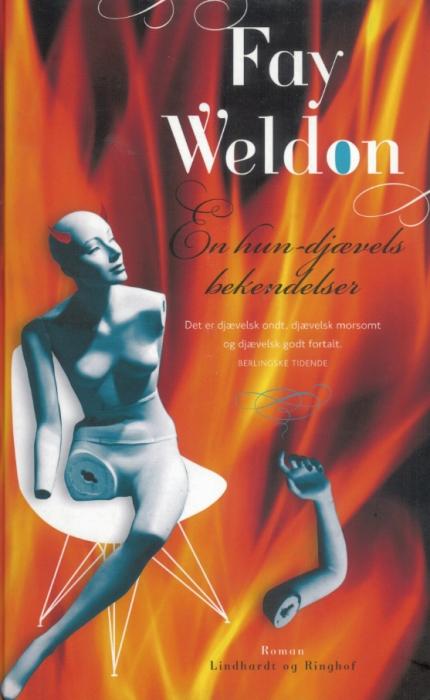 En hun-djævels bekendelser (lydbog) fra fay weldon fra bogreolen.dk