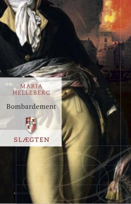 Billede af Slægten 18: Bombardement (Lydbog)