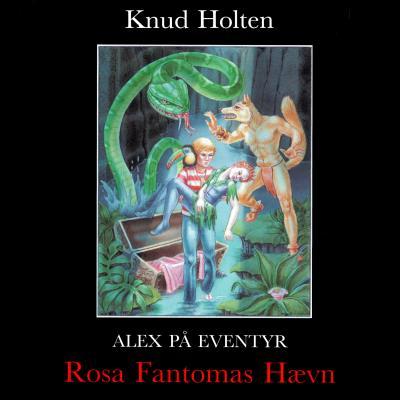knud holten Rosa fantomas hævn (lydbog) på bogreolen.dk