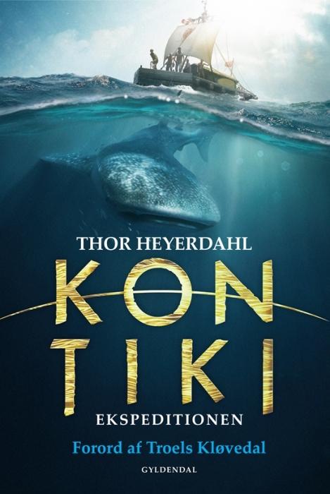 thor heyerdahl – Kon-tiki ekspeditionen (lydbog) fra bogreolen.dk