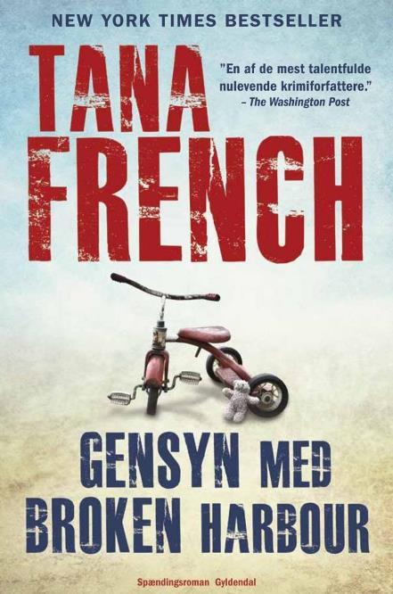 tana french – Gensyn med broken harbour (lydbog) fra bogreolen.dk