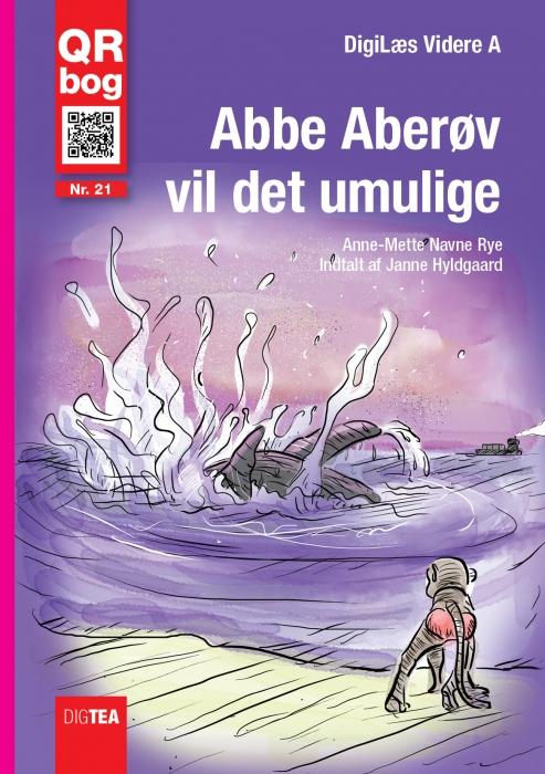 Image of Abe Aberøv vil det umulige (Lydbog)
