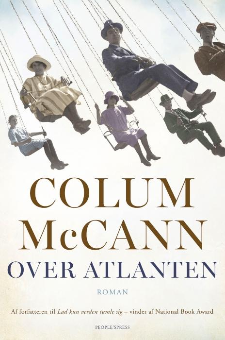 Over Atlanten (E-bog)