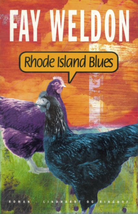Image of   Rhode Island Blues (Lydbog)