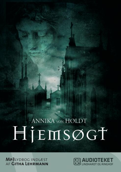 Image of Hjemsøgt (Lydbog)