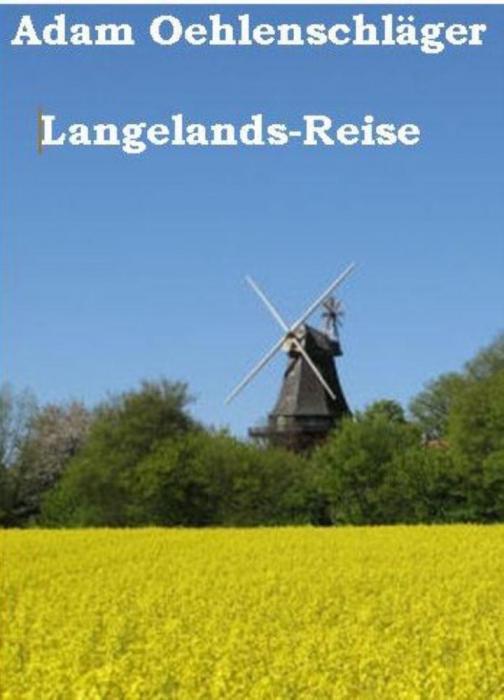 Langelands-reise (e-bog) fra adam oehlenschlager fra tales.dk