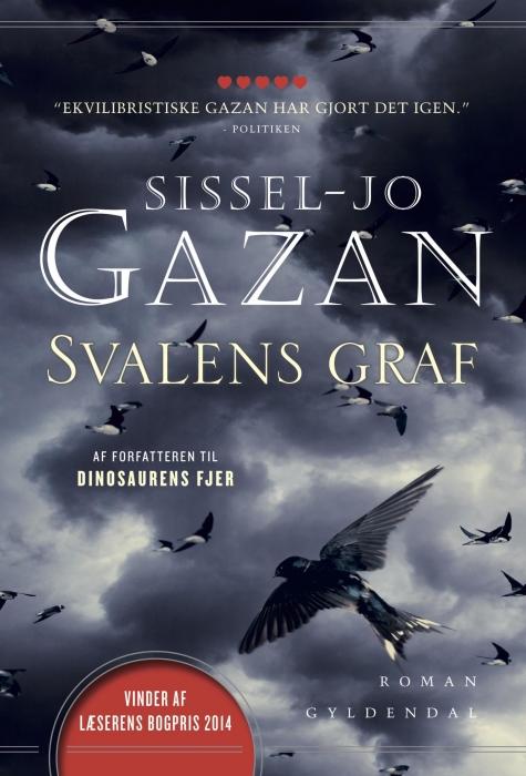 Billede af Sissel-Jo Gazan, Svalens graf (E-bog)
