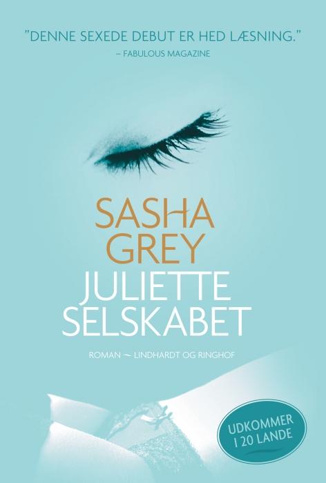 Juliette-selskabet (e-bog) fra sasha grey fra bogreolen.dk