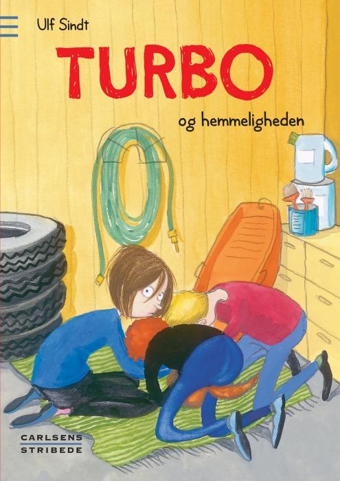 ulf sindt – Turbo og hemmeligheden (e-bog) fra bogreolen.dk
