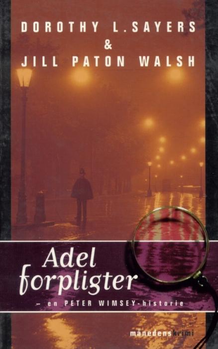 Adel forpligter (lydbog) fra dorothy l. sayers på bogreolen.dk