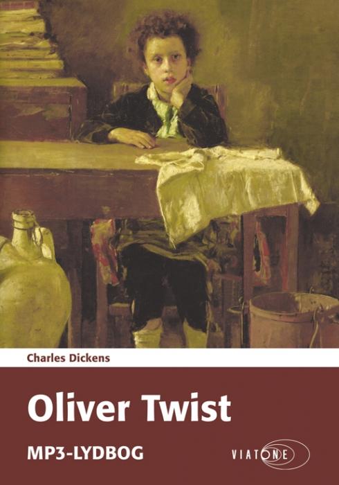 charles dickens oliver twist (lydbog)