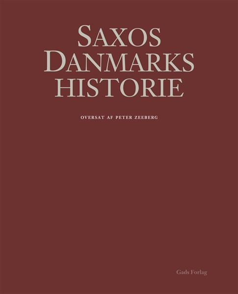 saxo grammaticus – Saxos danmarkshistorie - bind 1 (lydbog) på bogreolen.dk