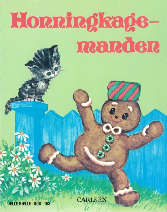 - ingen forfatter - - ingen forfatter - Honningkagemanden (e-bog) fra bogreolen.dk