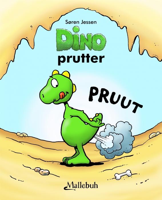søren jessen – Dino prutter (e-bog) på bogreolen.dk