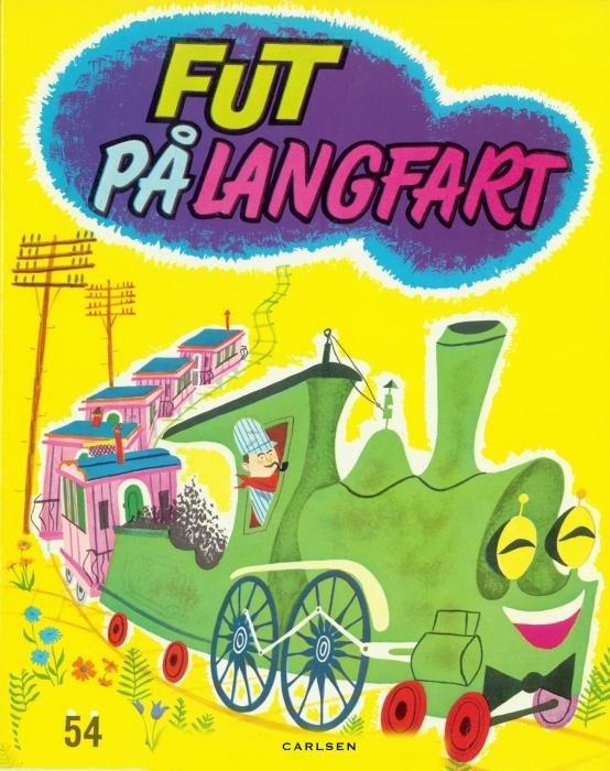 Image of Fut på langfart (E-bog)