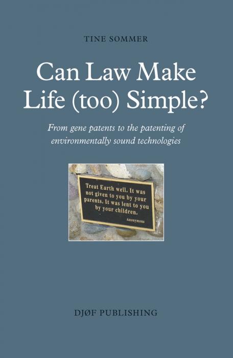tine sommer Can law make life (too) simple? (e-bog) på bogreolen.dk