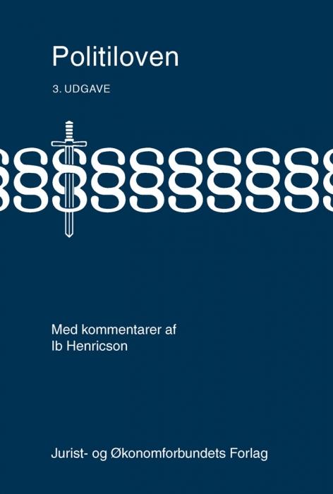 ib henricson – Politiloven (e-bog) på bogreolen.dk