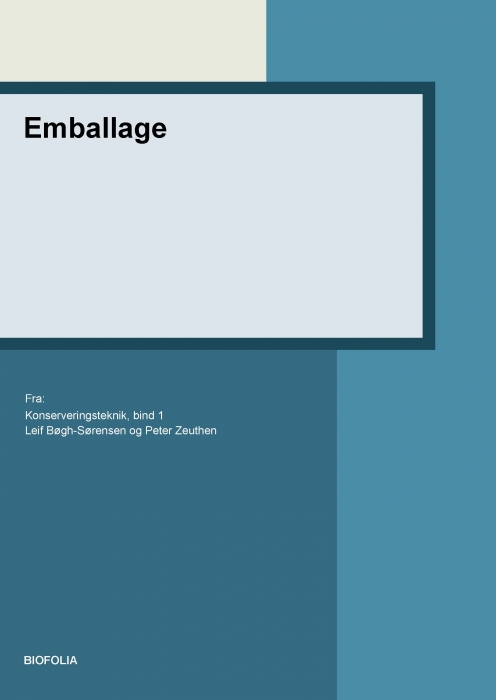 Emballage (E-bog)