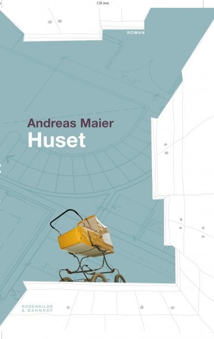 Image of Huset (Lydbog)