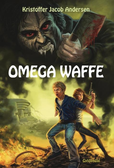 kristoffer jacob andersen Omega waffe (e-bog) på bogreolen.dk