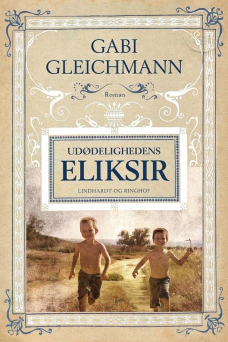 gabi gleichmann Udødelighedens eliksir (lydbog) på bogreolen.dk
