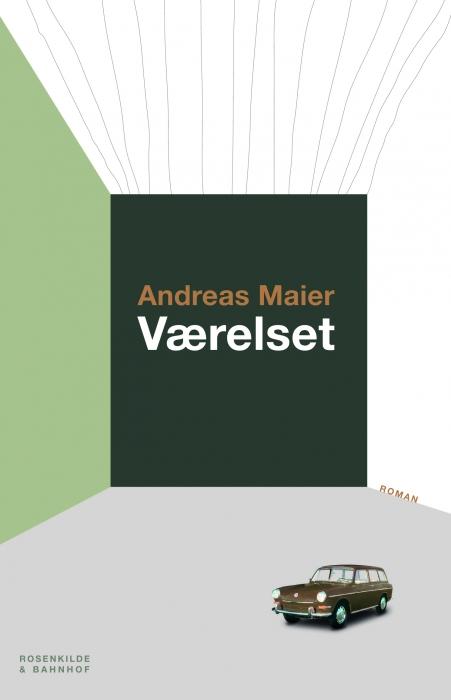 Image of Værelset (Lydbog)