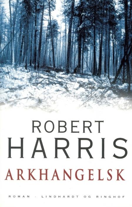 robert harris Arkhangelsk (lydbog) på bogreolen.dk