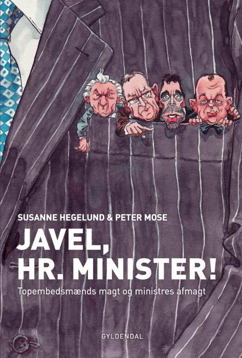 peter mose – Javel, hr. minister! (e-bog) fra bogreolen.dk