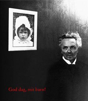 bjorn meidal Goddag, mit barn! - beretningen om august strindberg, harriet bosse og deres datter anne-marie (lydbog) fra bogreolen.dk