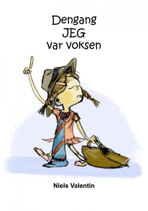 niels valentin – Dengang jeg var voksen (e-bog) på tales.dk