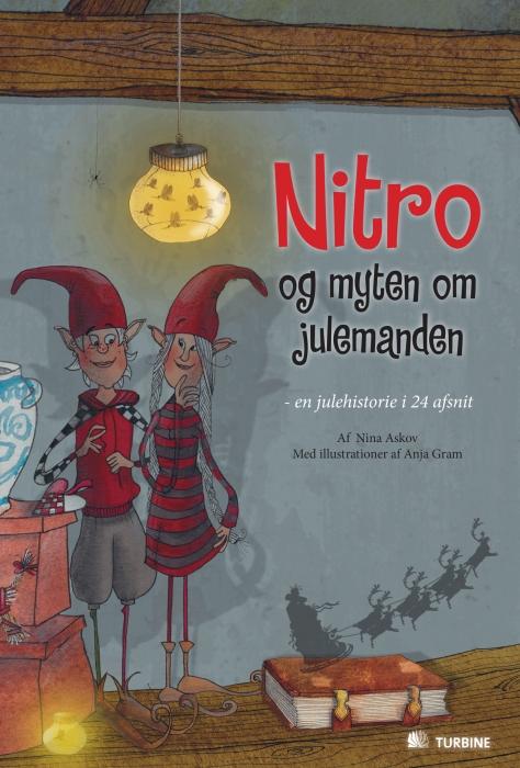 Nitro og myten om julemanden (e-bog) fra nina askov på tales.dk