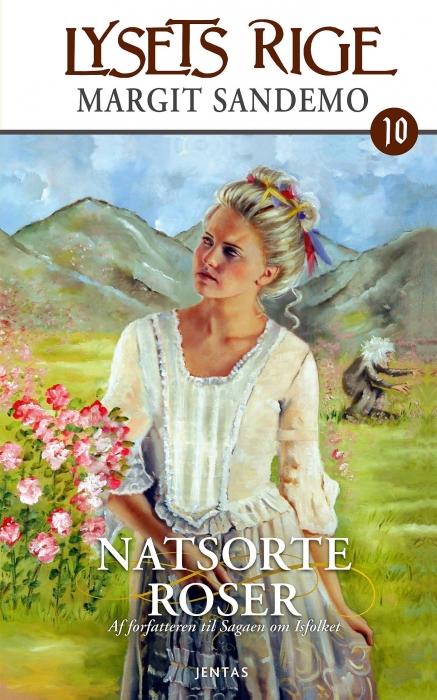 margit sandemo – Lysets rige 10 - natsorte roser (e-bog) på bogreolen.dk
