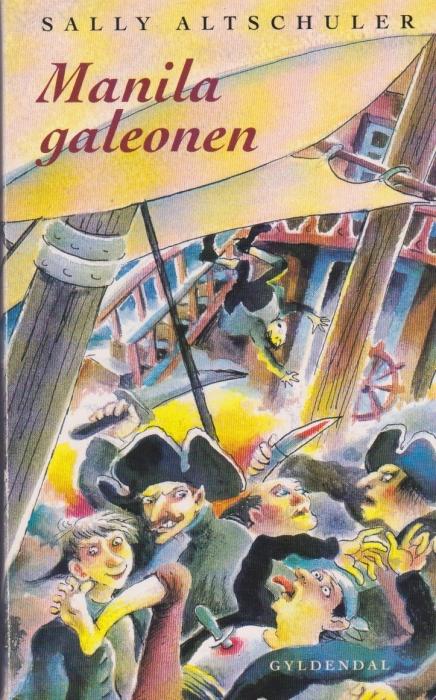 Manilagaleonen (e-bog) fra sally altschuler på bogreolen.dk