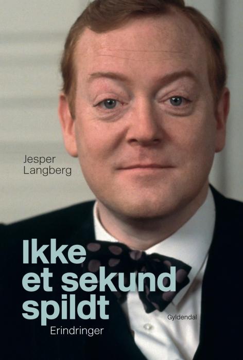 jesper langberg – Ikke et sekund spildt (e-bog) fra bogreolen.dk
