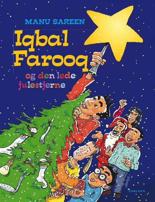 Iqbal farooq og den lede julestjerne (lydbog) fra manu sareen på tales.dk